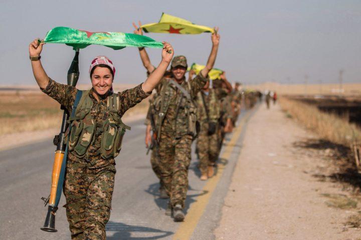 YPG: «Afrin sarà il Vietnam del regime turco di Erdogan»