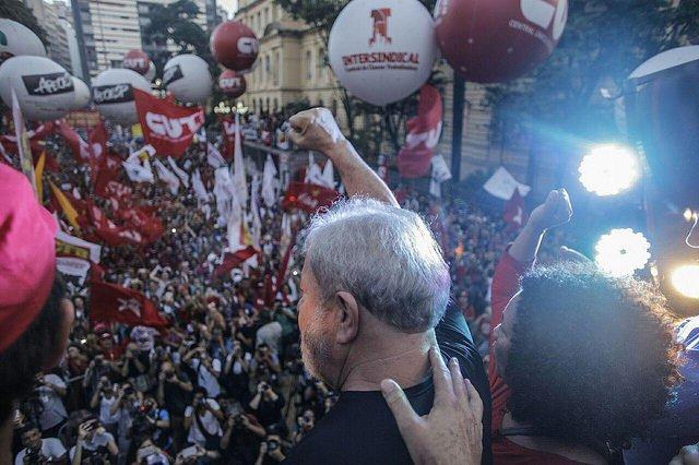 Un crimen premeditado para extirpar a Lula de la historia de Brasil
