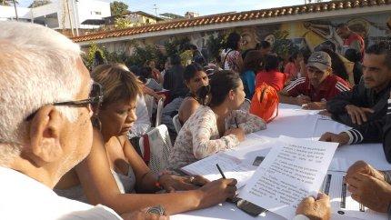 Democracia participativa en Venezuela: Desafíos y aristas en la construcción del nuevo Plan de la Patria