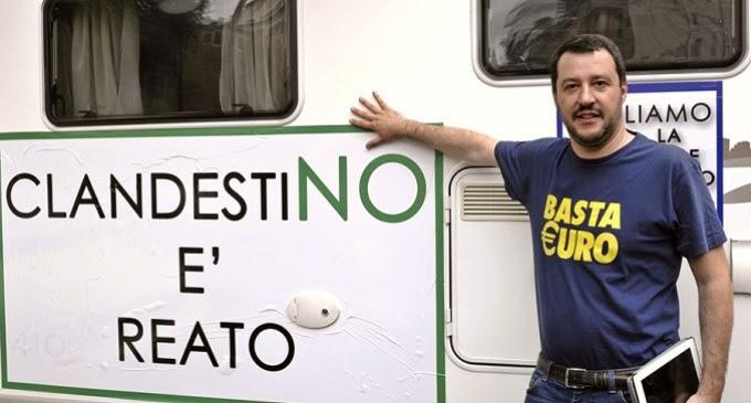 Xenofobia anti-casta en la campaña italiana