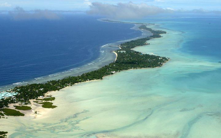 Η υπερθέρμανση του πλανήτη απειλεί με εξαφάνιση το Κιριμπάτι