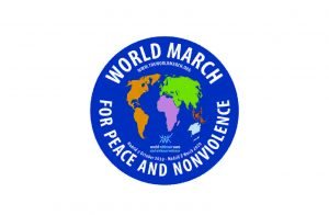 First advances for the 2nd World March for Peace and Nonviolence