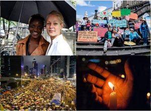 Petite chronologie non exhaustive des médias alternatifs en France et dans le monde