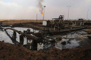 Isis: l'isola del petrolio