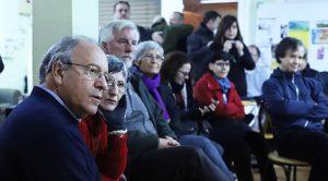 Tomás Hirsch explica en Barcelona la experiencia del Frente Amplio