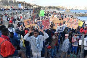 Tarajal: cuatro años de impunidad