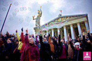 One Billion Rising Vienna  ‐ 14. 2. 2018
