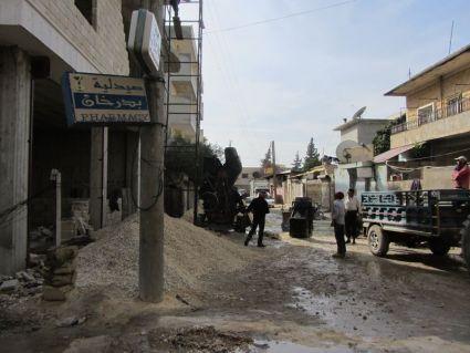 Afrin / Siria del Nord: l'esercito turco prende di mira anche obiettivi civili