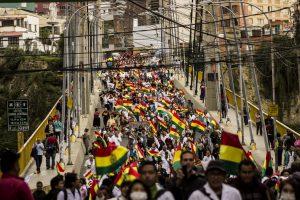 Η επανεκλογή του Evo Morales μοιάζει όλο και λιγότερο πιθανή