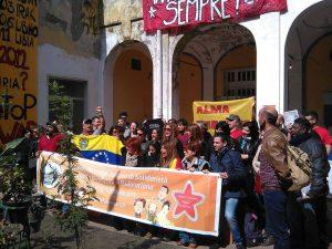 Venezuela sotto attacco, non possiamo restare a guardare