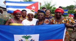 Cuba y Haití, 20 años de solidaridad y humanismo