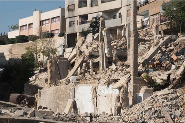 Damasco, le bombe sui civili