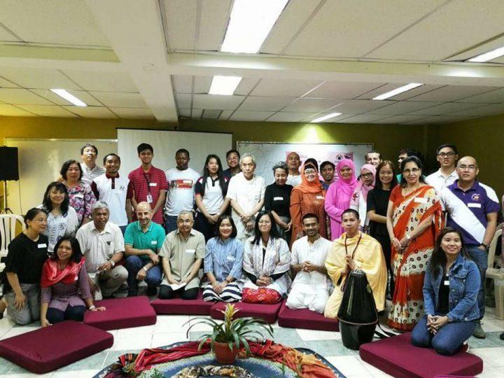 El amor al bien y el amor al prójimo: celebración de la Semana Mundial de la Armonía Interreligiosa de la ONU