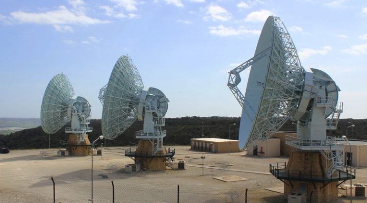 Sigonella, al via i lavori per la nuova megastazione di telecomunicazioni USA