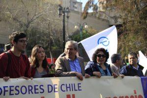 Chile: Mario Aguilar se opone a objeción de clases de ciencia y filosofía