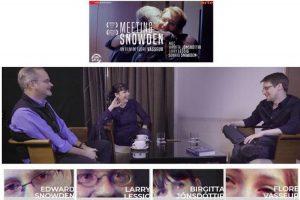 [Lanceurs d'alerte] 'Meeting Snowden' un film de Flore Vasseur. Séance le 1er mars à Paris