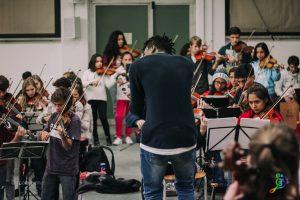 Le orchestre giovanili peruviane e argentine conquistano l'ONU in Italia