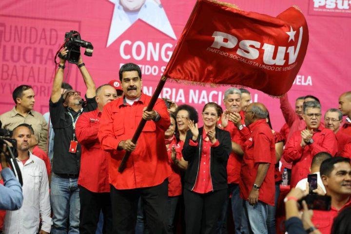 PMLI: Tutti gli anti-imperialisti stiano con Maduro contro il golpe USA