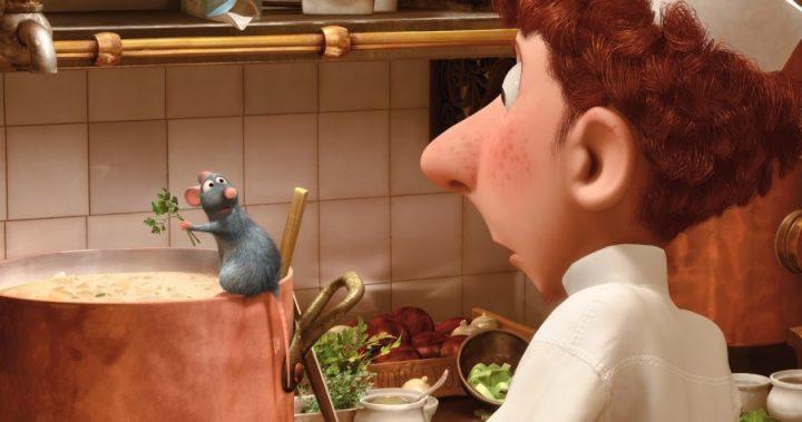 Aiuto, un topo in pentola!