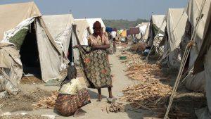 Alain Berset  in Bangladesh visita i campi Rohingya