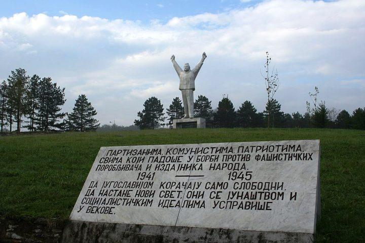 Antifascista.  Užice, la prima città liberata nell'Europa in guerra