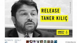 Turchia: il nuovo arresto del presidente di Amnesty International disonora la giustizia e devasta la sua famiglia