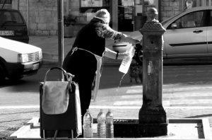 La sicurezza idrica per tutti gli abitanti della terra