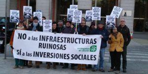 España: comienzan los rescates a las autopistas de peaje en quiebra