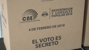 """A pesar de la victoria del SÍ en la Consulta Popular, se esperaba un triunfo """"más holgado"""" del Gobierno, señalan expertos"""