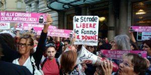 """Aggressione a tre ragazze dai fascisti """"difensori delle donne"""""""