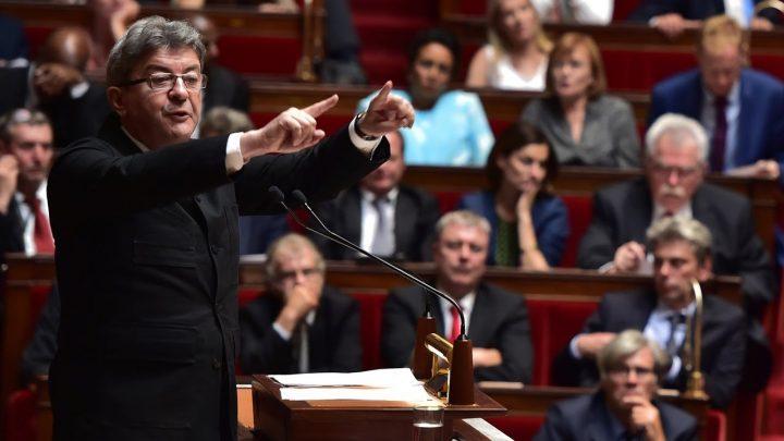 """Mélenchon: """"Se fossi italiano non avrei dubbi: voterei Potere al Popolo!"""""""