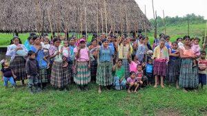 CIDH: medida cautelar a familias indígenas en Guatemala