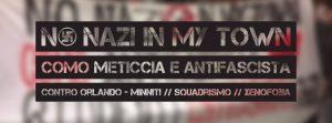 Sciogliere le organizzazioni nazifasciste e quelle che istigano all'odio razziale