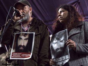 Santiago Maldonado. Comunicado de la familia 04/02/18 Seis meses de impunidad