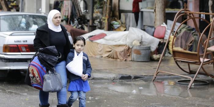 """""""Vi prego, raccontate la verità: i terroristi occupano la Ghouta"""""""
