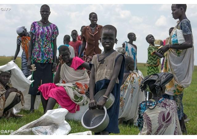 FAO-UNICEF-WFP: in Sud Sudan oltre 7 milioni di persone – circa due terzi della popolazione – a rischio di fame crescente