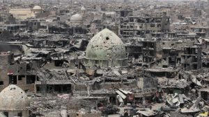 The U.S. War in Iraq: 15 Years and Counting… the Dead and Displaced