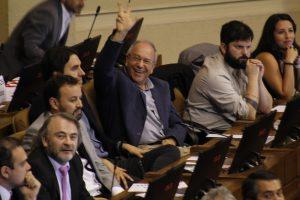 Hirsch: cuenta pública de su primera semana como Diputado