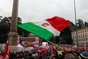 """L'8 marzo l'ANPI nelle piazze d'Italia con il movimento internazionale """"Non una di meno"""""""