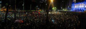 Rio de Janeiro déborde avec Marielle