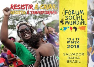 Reparations at the World Social Forum 2018