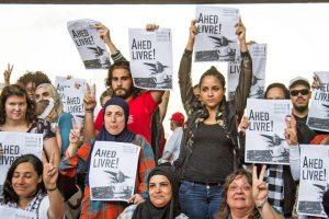 Ahead Tamimi – Familiares pedem a natalia Oreiro o cancelamento de show em Israel