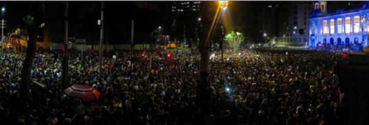 Rio de Janeiro Transborda por Marielle Franco