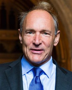 On World Wide Web's 29th birthday, its inventor warns of threats to digital rights