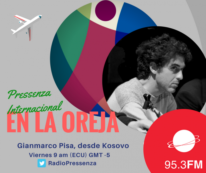Analizamos el décimo aniversario de Kosovo con Gianmarco Pisa