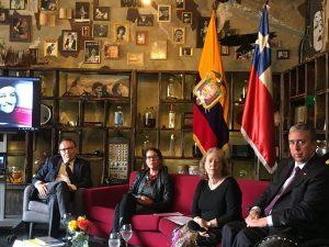De Chile al mundo: 70 años del Premio Nobel de Gabriela Mistral.