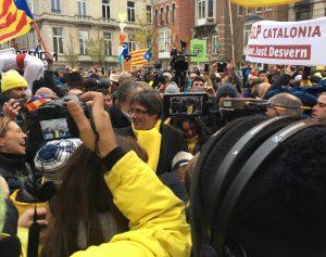 Feldzug der spanischen Justiz gegen Spitzenpolitiker in Katalonien