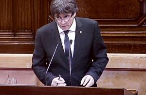 La policía alemana arresta al actual 130º Presidente de la Generalitat de Catalunya