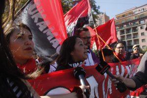 Marcha por el derecho a la vivienda y la ciudad