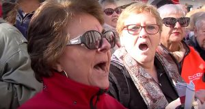 La ofensa de la discriminación de género en las pensiones